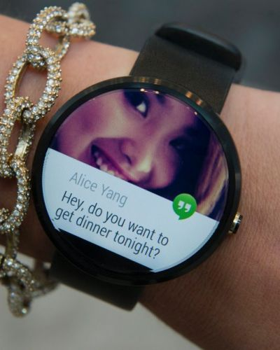 Motorola Moto 360: Broke new ground when it was announced for its round display.