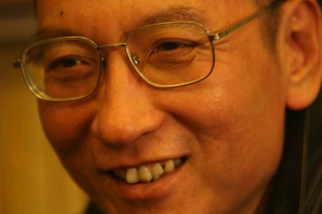 Chinese dissident Liu Xiaobo.