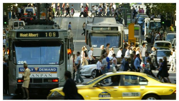 More trams are expected down Collins Street after changes to routes.