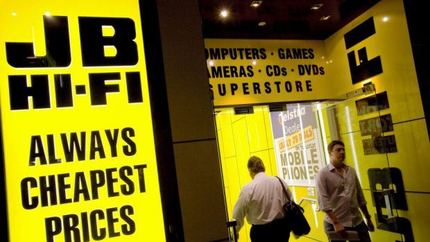 JB Hi-Fi plans a pipeline of new products, some of which are expected to be released before Christmas.