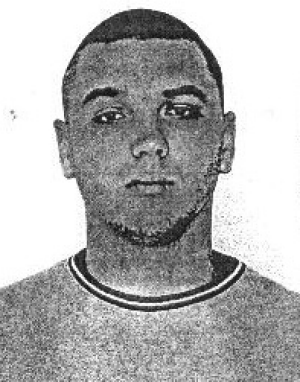 "Passport photo for Sergei ""Fly"" Vovnenko. He was arrested in Naples, Italy earlier this month."