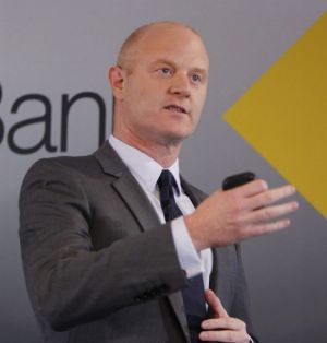 CBA chief executive Ian Narev.