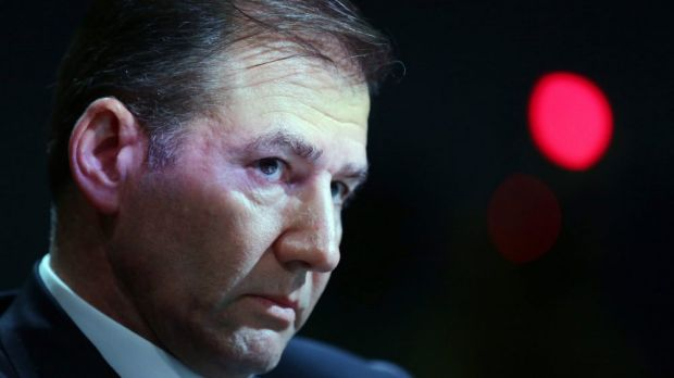 Glencore chairman Ivan Glasenberg's chances of snaring Rio have faded badly.