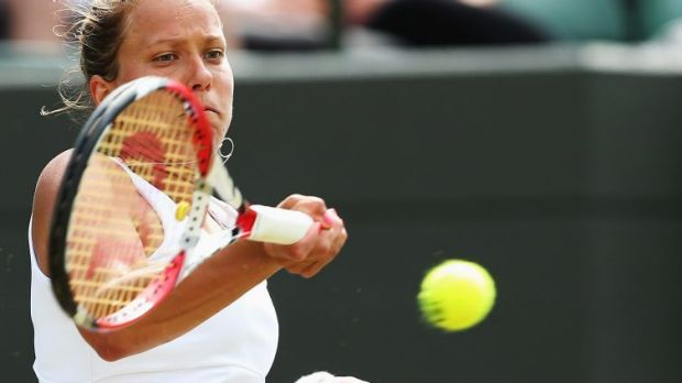 Checking knickers is weird, says Barbora Zahlavova Strycova