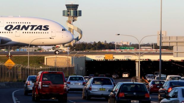 Roads Minister Duncan Gay has warned motorists that a $500 million upgrade to roads in and around Sydney Airport will ...