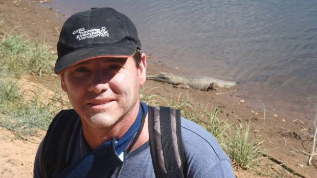 Wayne Henry Hutchinson's body was found in isolated bushland just south of Cairns.