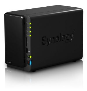 The Synology DS214play.