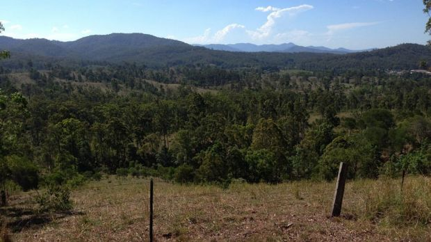 Bushland between Upper Kedron and The Gap earmarked for a new suburb in Brisbane's north-west.
