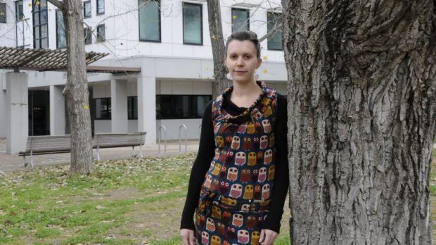 Canberra's Miriam Dunn has struggled to find long-term work since submitting her PhD in climate science two months ago.