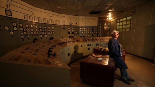 Jeff McIntosh worked at the CitiPower substation in Melbourne's CBD from 1959.