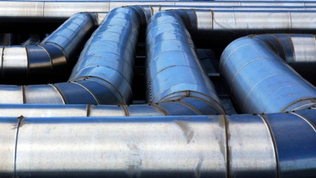 Profits in the pipelines: APA Group.