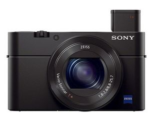 Expensive but good: the Sony RX100 Mk III.