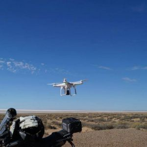 Idiot proof. Drones are programmed to return to the point from which they took off if the operator loses sight of them.