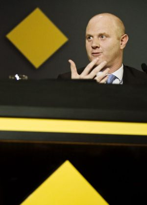 Ready for a grilling: CBA chief Ian Narev.