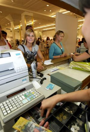 The ANZ-Roy Morgan consumer confidence index has found encouraging signs for consumer spending.