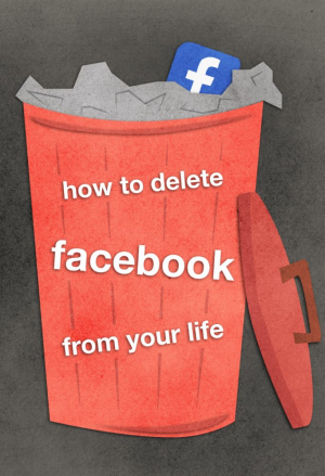 how to delete photos from a facebook conversation