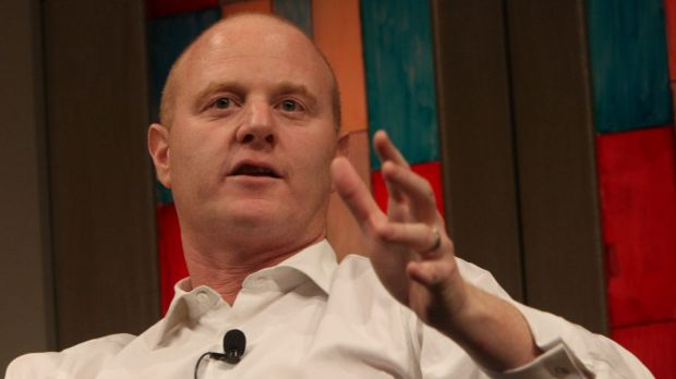 Commonwealth Bank chief executive Ian Narev.