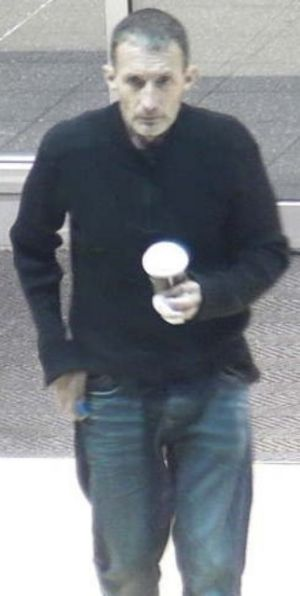 Police are seeking this man.