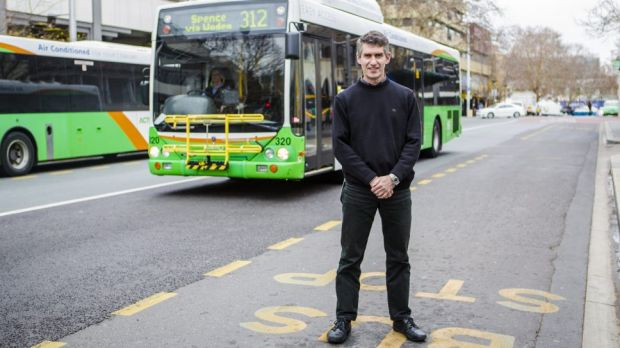 NICTA researcher Philip Kilby has put forward a proposal for new off-peak public transport in Canberra.