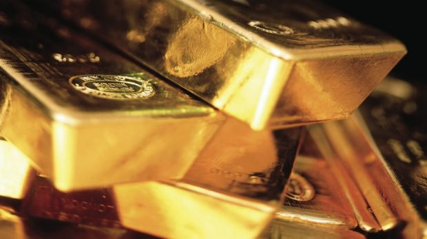 """Confused and waiting is probably a good description of where the gold market is at the moment,"" David Jollie, head of ..."