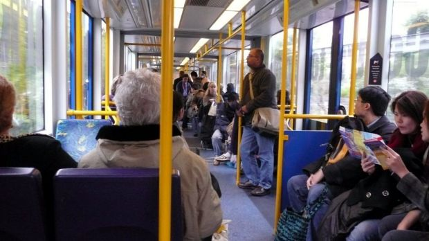 The light rail system described by the government won't have enough capacity for peak-hour passengers: The elephant in ...
