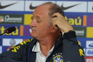 """Luiz Felipe Scolari: """"I am one of the names they spoke with ... to see if I was interested in taking them to the World Cup."""""""