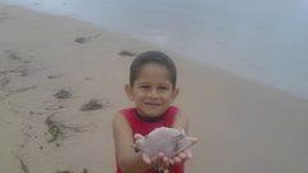 Five-year-old Chayce Kofe, who went missing at Pearl Beach on the central coast.
