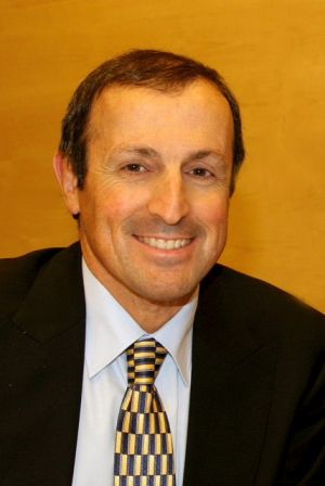 Under pressure: NSW Community Relations Commission chairman Vic Alhadeff.