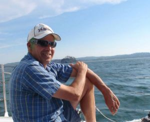 Ralph Buchanan had been missing off Batemans Bay since a plane crash on July 6.