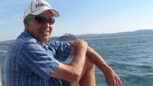 Ralph Buchanan died in the July 6 plane crash.