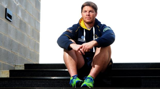 Former Wallaby Clyde Rathbone retired from rugby union in 2014.