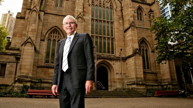 """""""As much as we respect the Church of England, it is no longer the centre of our world"""": Robert Forsyth."""