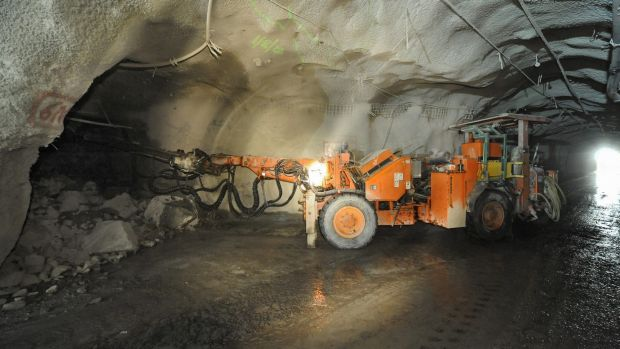 The mining giant has been able to boost its guidance for its copper production.