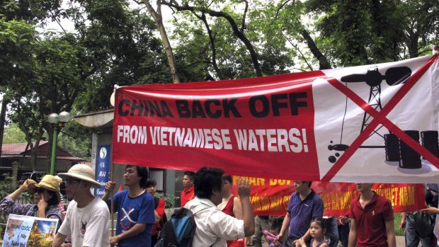 Domestically, China is one of the most sensitive issues for Vietnam's otherwise stable communist government.