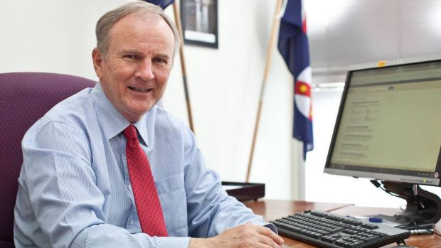 Minutes of meeting record unusual claim: Riverstone MP Kevin Conolly.