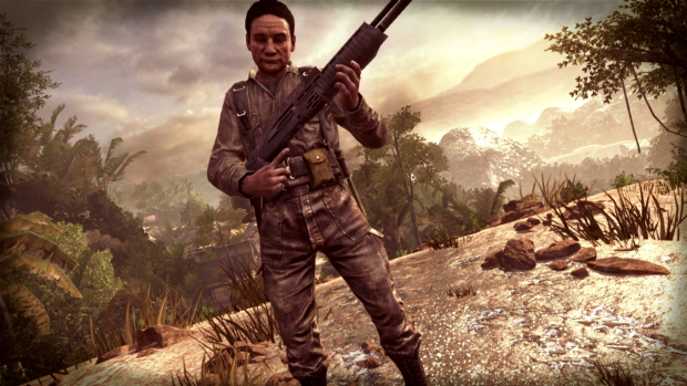 Manuel Noriega as he appears in <i>Call of Duty</i>.