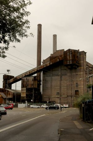 The former White Bay power station will likely be redeveloped as part of the plan.