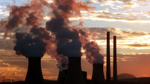 The International Energy Agency has warned the world is on track to breach a key climate change temperature threshold.