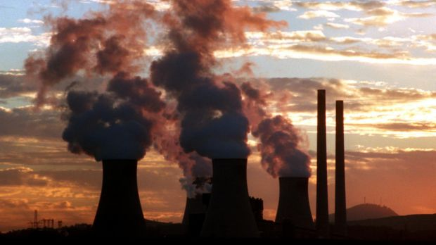 Tiny, unseen particles from coal combustion, from other industries and from vehicles are breathed deep into the lungs, ...