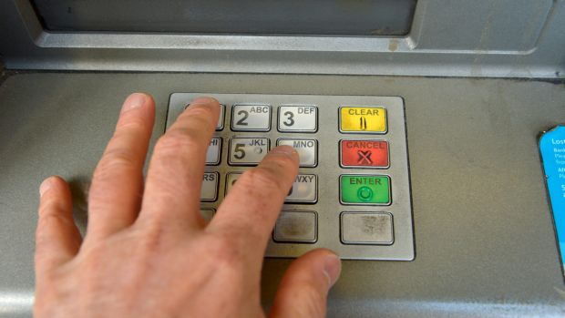 Watch the cost: Using another bank's ATM could cost you.