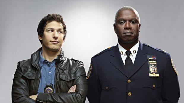 Promising: Comedy Brooklyn Nine-Nine looks to be emotionally engaging as well as funny.