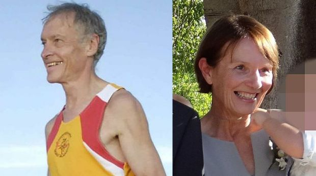 Roger Guard was travelling with his wife Jill Guard onboard Malaysia Airlines flight MH17 when it was shot down over Ukraine.