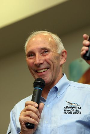 Cycling commentator Phil Liggett says Michael Matthews could be world champion.