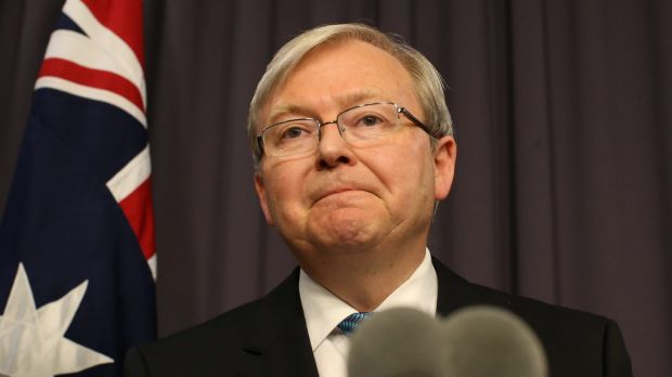 Labor, and Kevin Rudd in particular, must share some of the blame for our current climate change policy shamble.