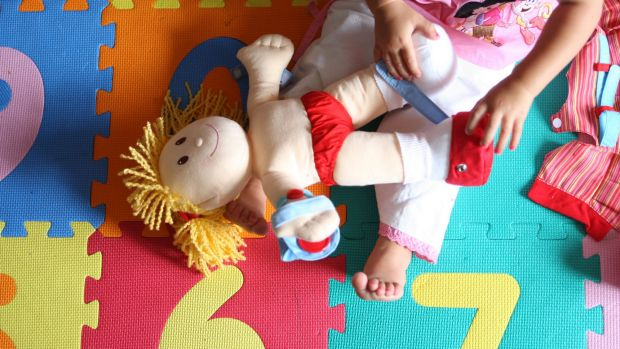 Are we stifling our kids' creativity by showering them with too many toys?