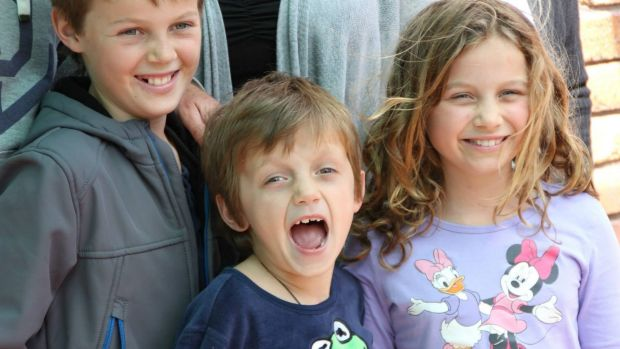 Siblings Mo, Otis and Evie Maslin were among the seven WA victims of the MH17 tragedy.