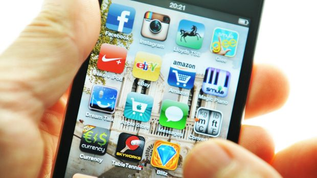 APPTITUDE: a new report shows apps have contributed to Australia's economy.