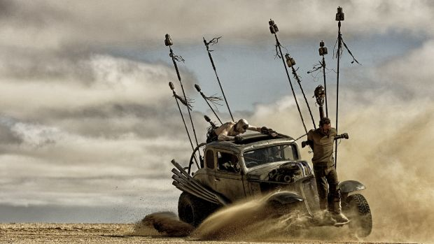 Mad Max: Fury Road.