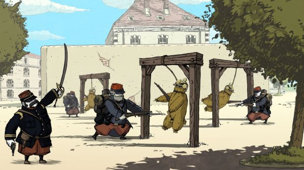 <i>Valiant Hearts: The Great War</i> is based on genuine stories from the war.
