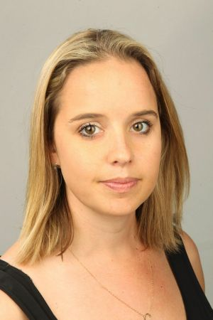 NSW young journalist of the year nominee, Sarah Whyte.
